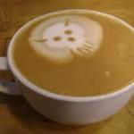 Devil latte.